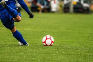 サッカーゴールキック2